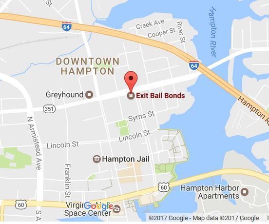 Exit Bail Bonds Hampton Virginia